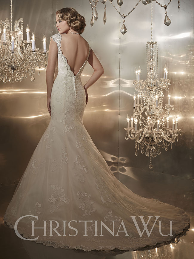 Cristina Wu Wedding Dress