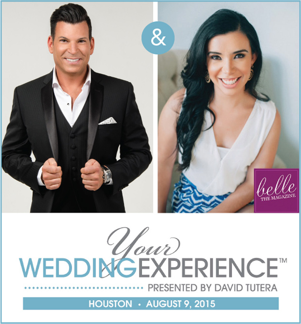 Your Wedding Experience Presented by David Tutera and Belle The Magazine
