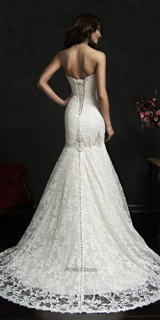 Amelia Sposa 2015 Wedding Dress - Adora