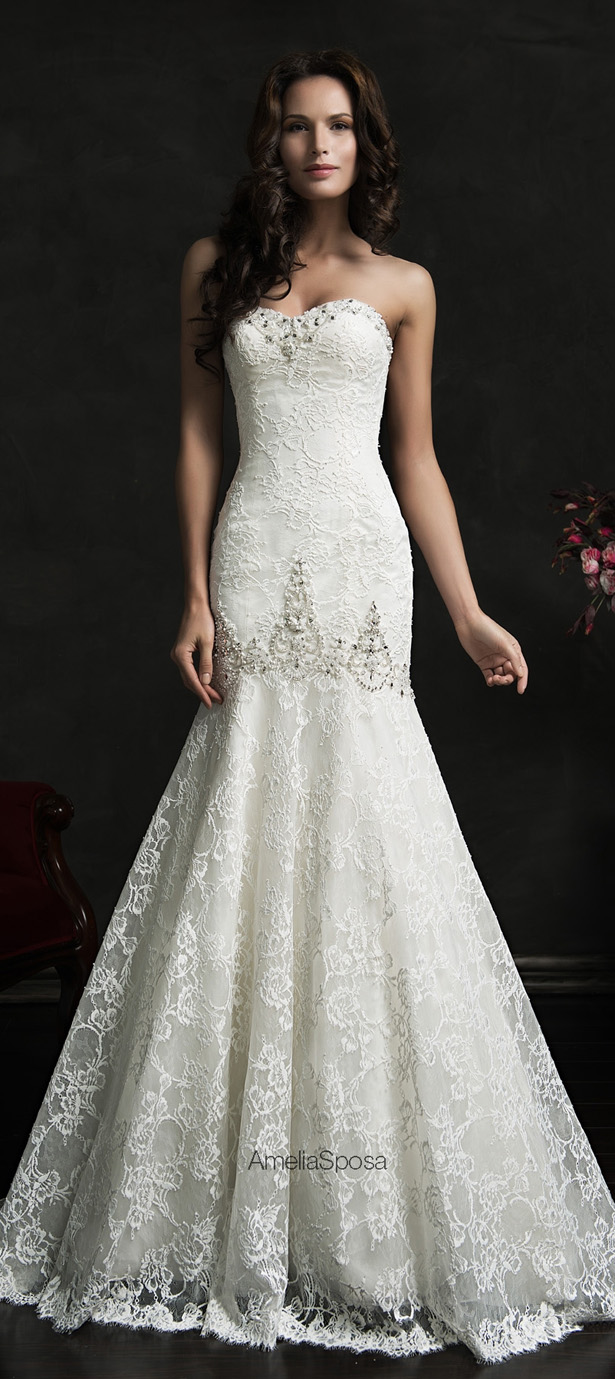 Amelia Sposa 2015 Wedding Dress - Andora