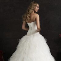 Amelia Sposa 2015 Wedding Dress - Bella