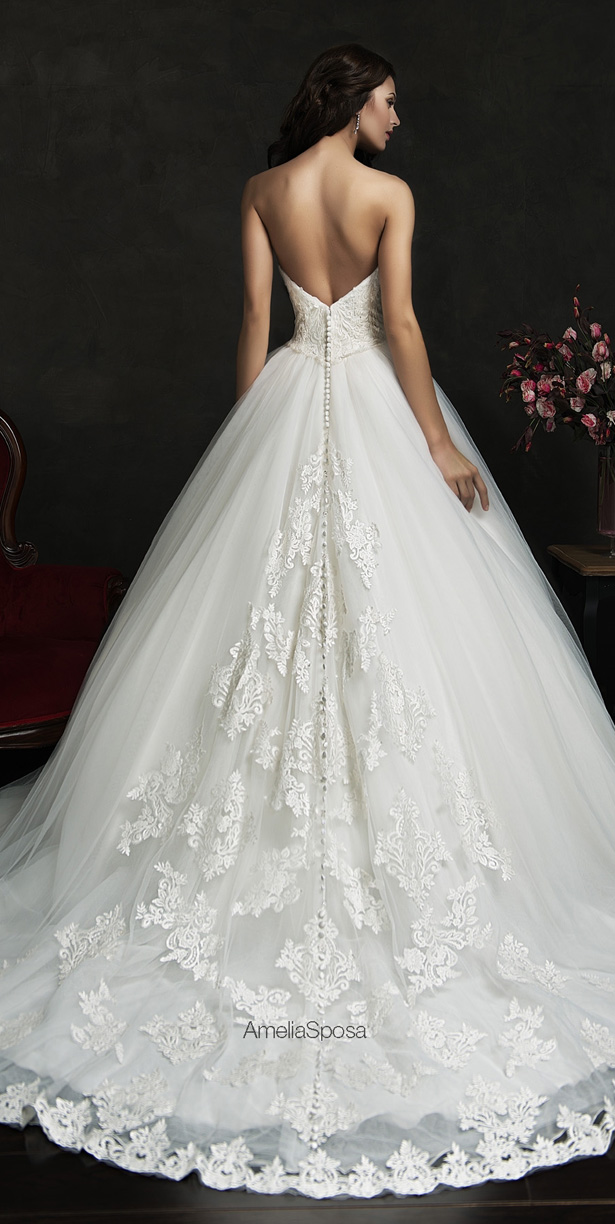 Amelia Sposa 2015 Wedding Dress -Filipina
