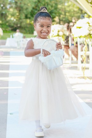 Wedding Flower Girl ~ Your Lovely Wedding Photography