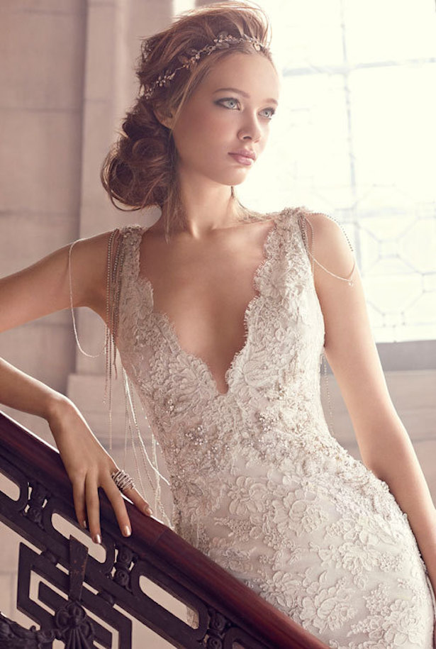 Lazaro Bridal Fall 2015 Wedding Dresses