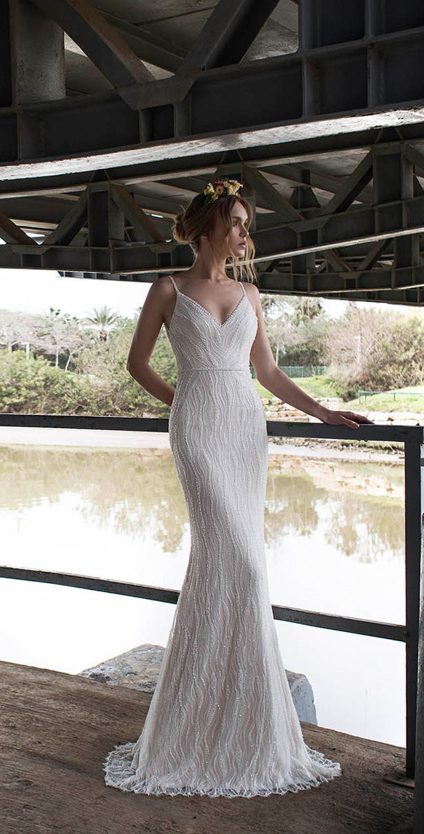 Limor Rosen Wedding Dress -  Blanch