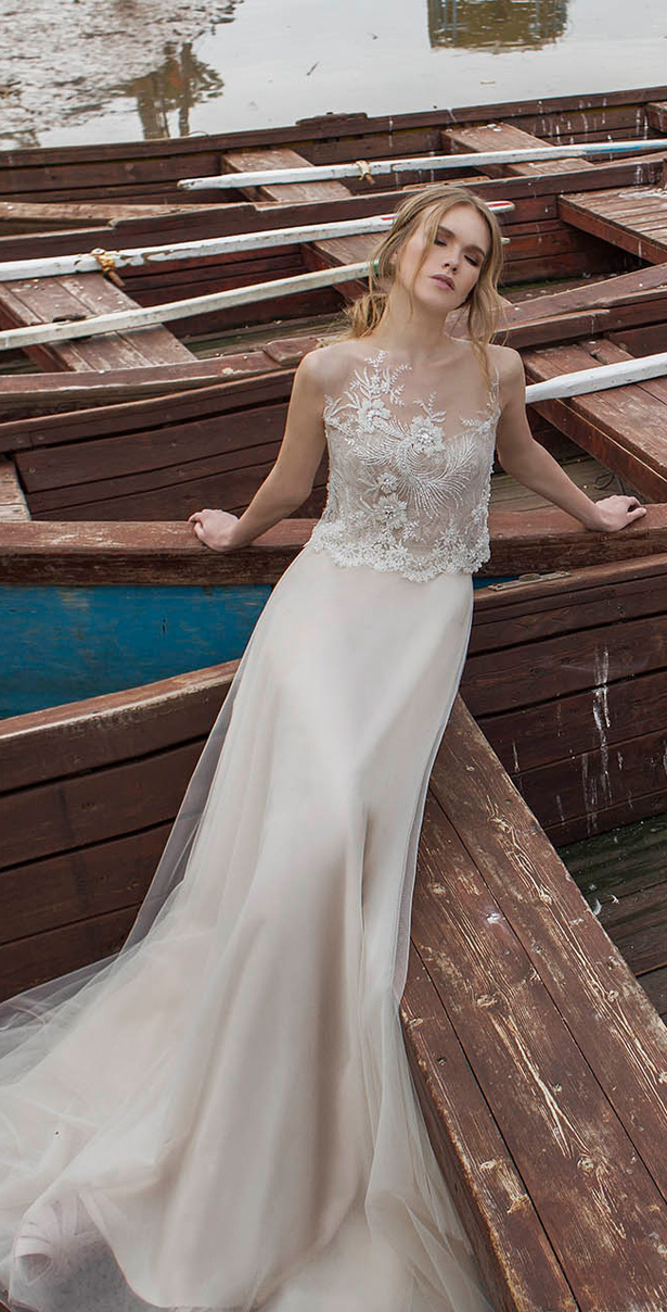Limor Rosen Wedding Dress - Ginger