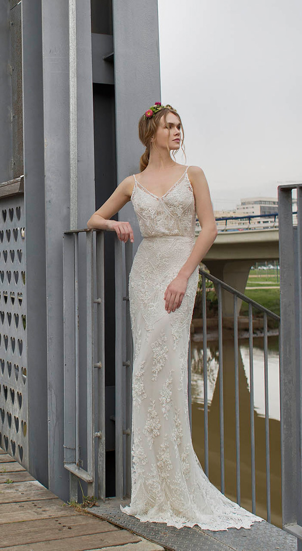 Limor Rosen Wedding Dress - Norma