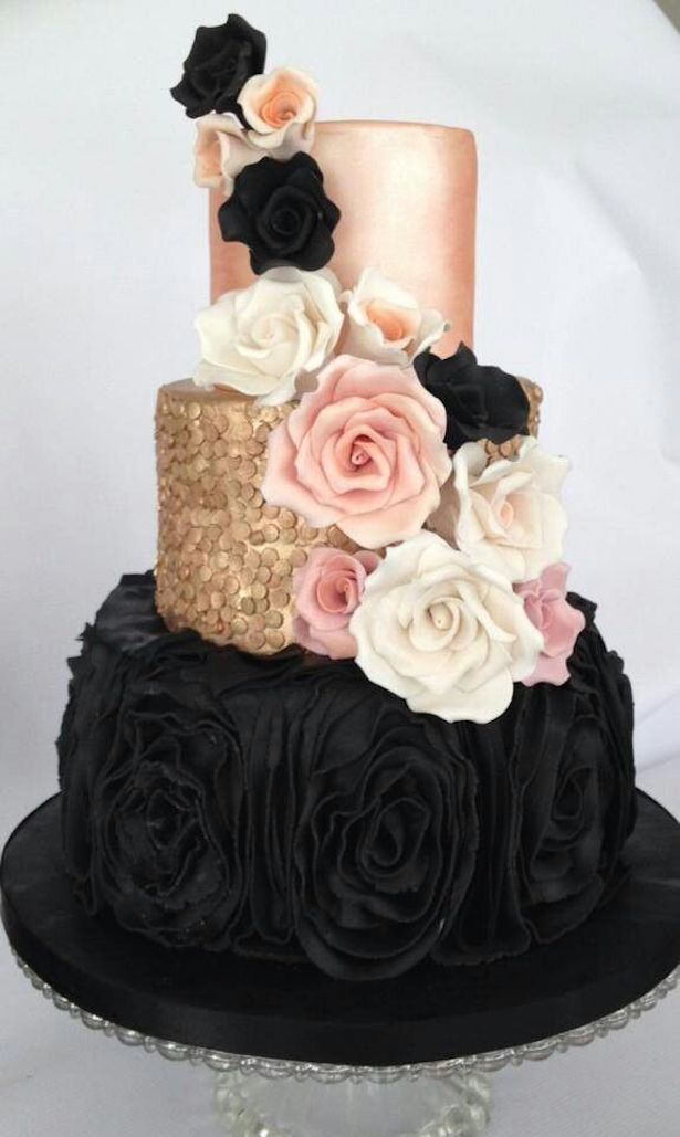 best wedding cakes of 2015 belle the magazine. Black Bedroom Furniture Sets. Home Design Ideas