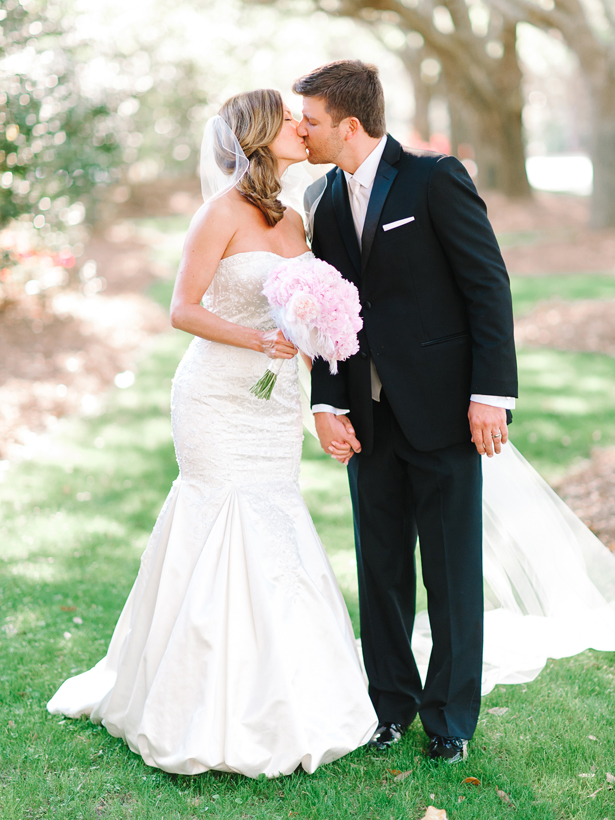 Charming Southern Lakeside Wedding