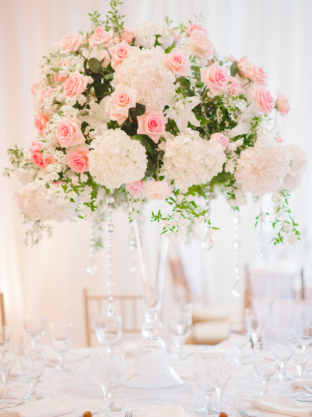 Wedding Centerpiece ~ Pasha Belman Photography