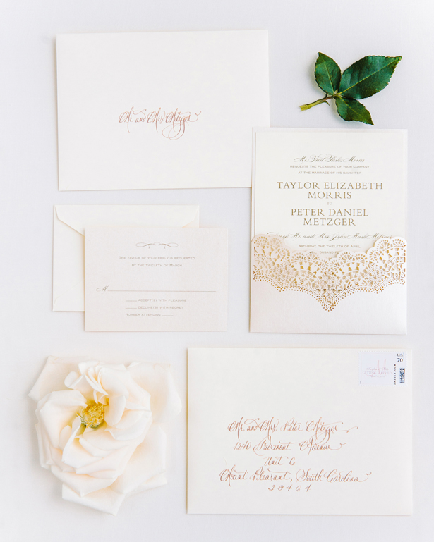 Wedding Invitations ~ Pasha Belman Photography