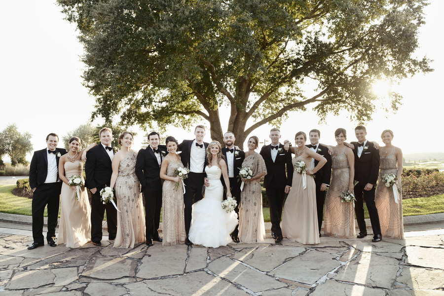 Wedding Party Picture Idea