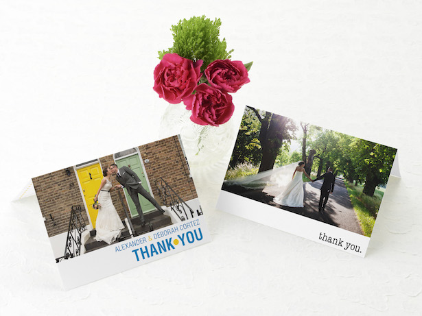 Thank You Note Wedding