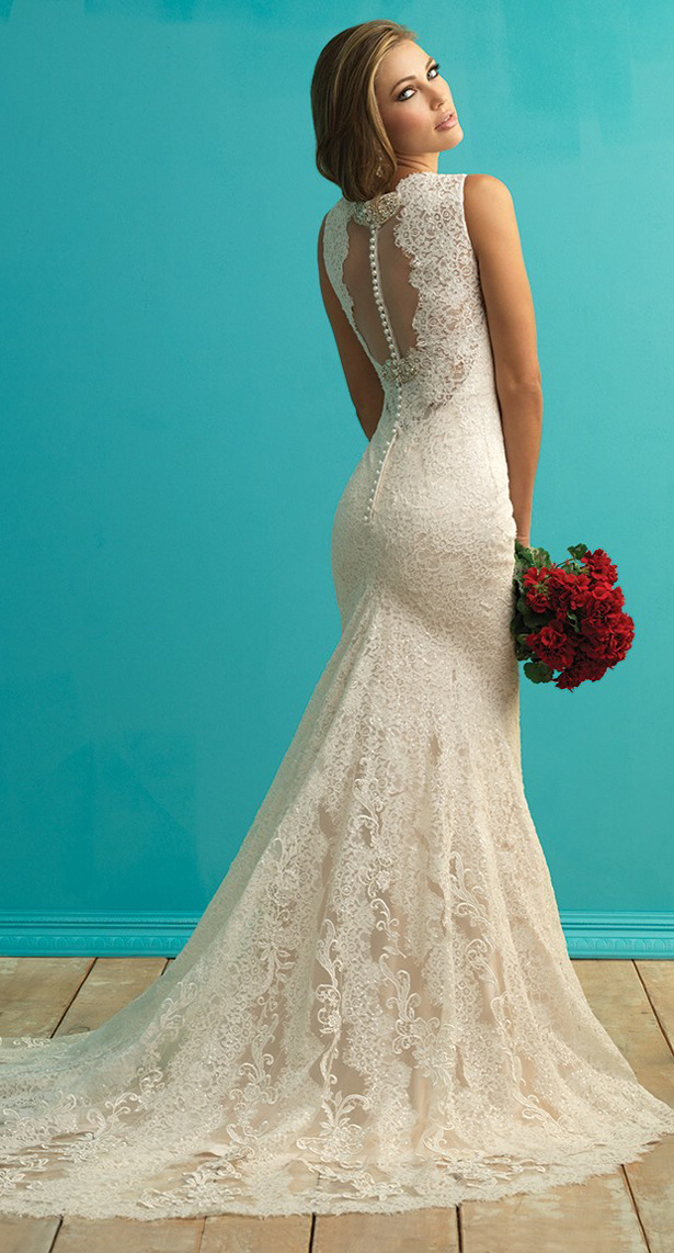 Allure Wedding Dresses Website