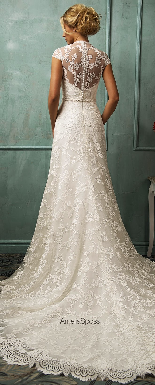 Amelia sposa 2014 wedding dresses belle the magazine for Wedding dresses in la