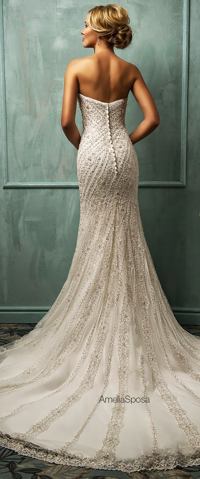Amelia sposa 2014 wedding dresses belle the magazine for Wedding dress stores in arkansas