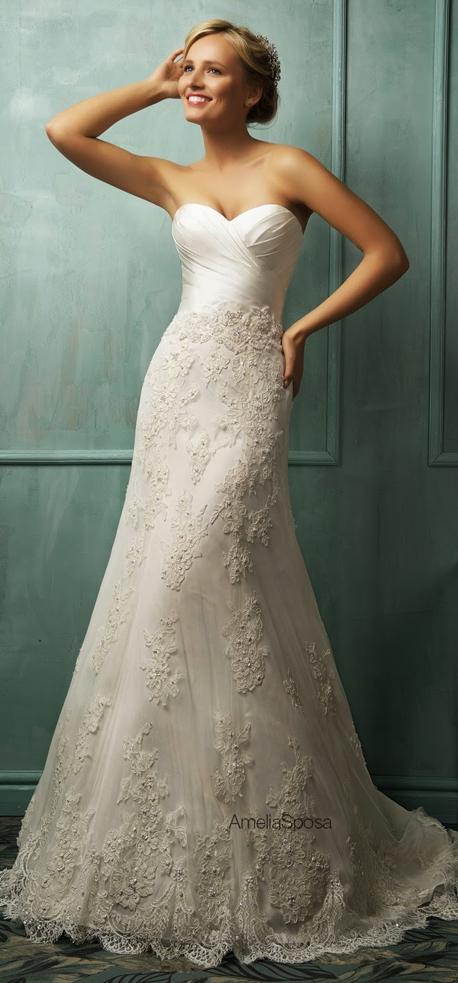 amelia sposa 2014 wedding dresses belle the magazine