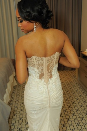 Inbal Dror Wedding Dress ~ Artist Group Photography