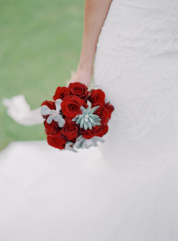 Mexicana Drama Inspired Rustic Wedding Bouquet