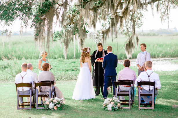 Outdoor Wedding Ceremony ~ Pasha Belman Photography