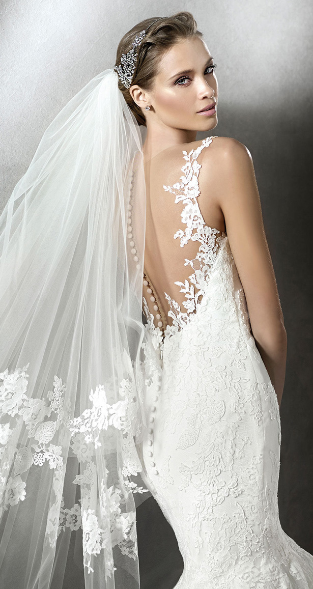 Pronovias 2016 Bridal Collection – Part 1