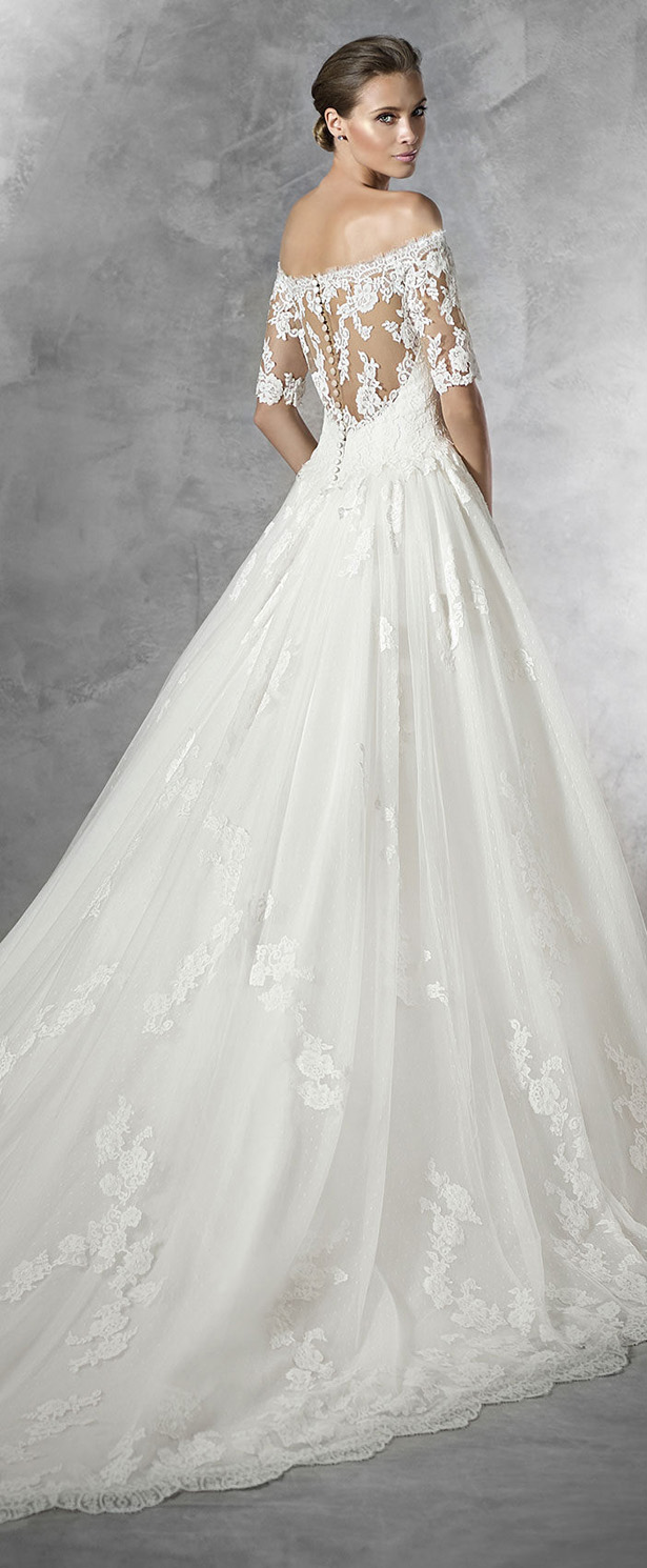 Image Result For Spanish Lace Wedding Dress