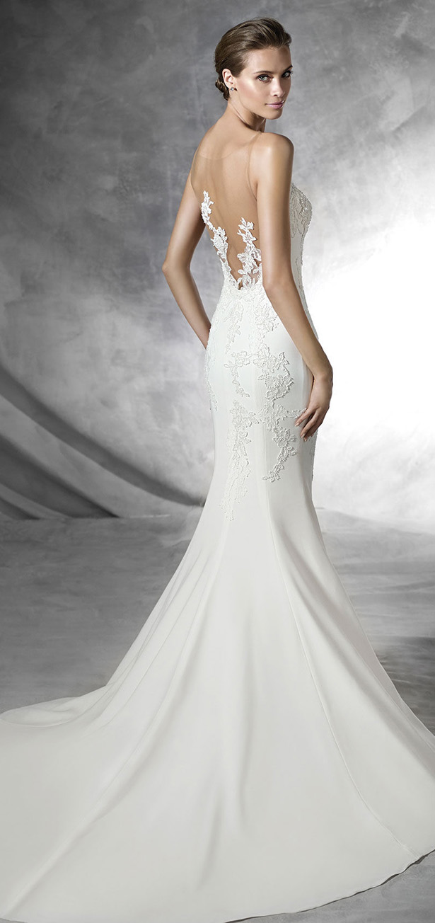 Pronovias wedding dresses prices in usa bridesmaid dresses for Wedding dresses in the usa