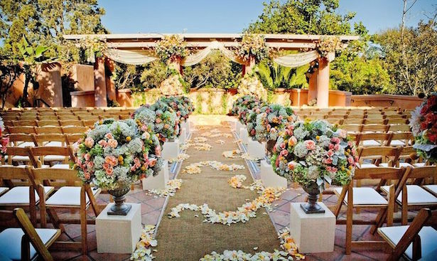 wedding ceremony decorations ideas 12 gorgeous wedding ceremony decor ideas the magazine 8948