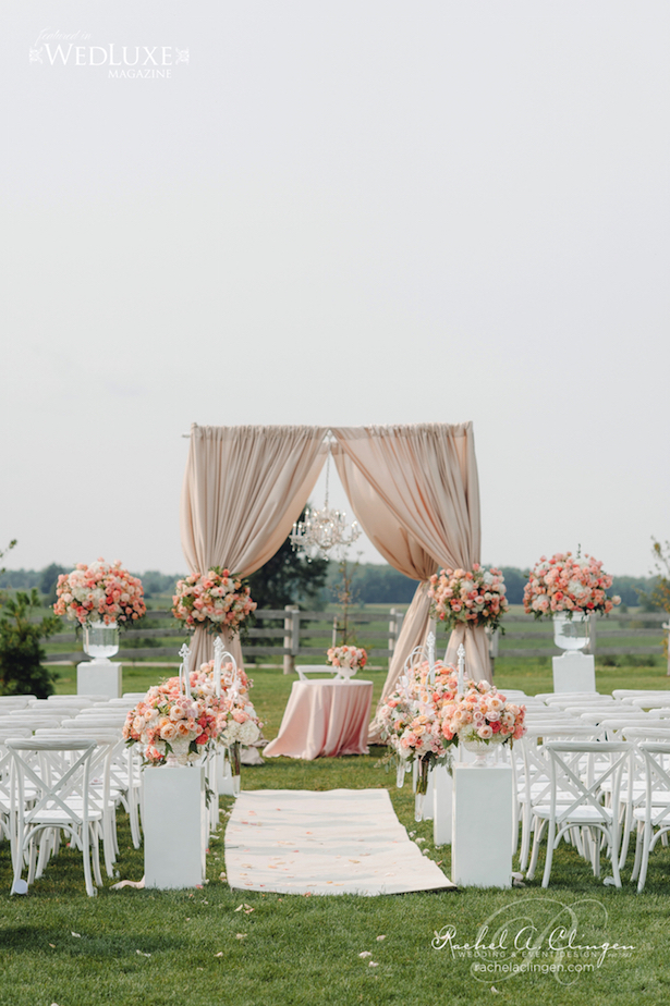 outdoor wedding ceremony ideas - Wedding Decor Ideas