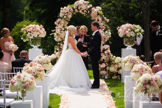 wedding ideas toronto 12 gorgeous wedding ceremony decor ideas the magazine 28327