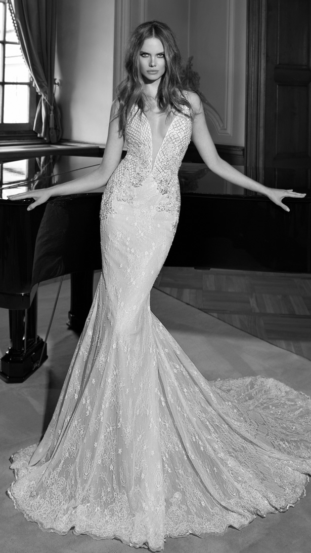 Trubridal Wedding Blog | Wedding Dresses By Berta Bridal Fall 2015 ...