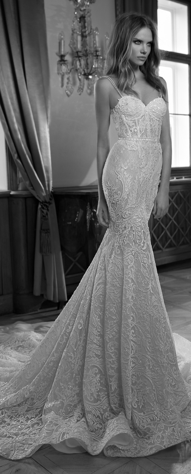 Wedding Dresses By Berta Bridal Fall 2015 Belle The ...