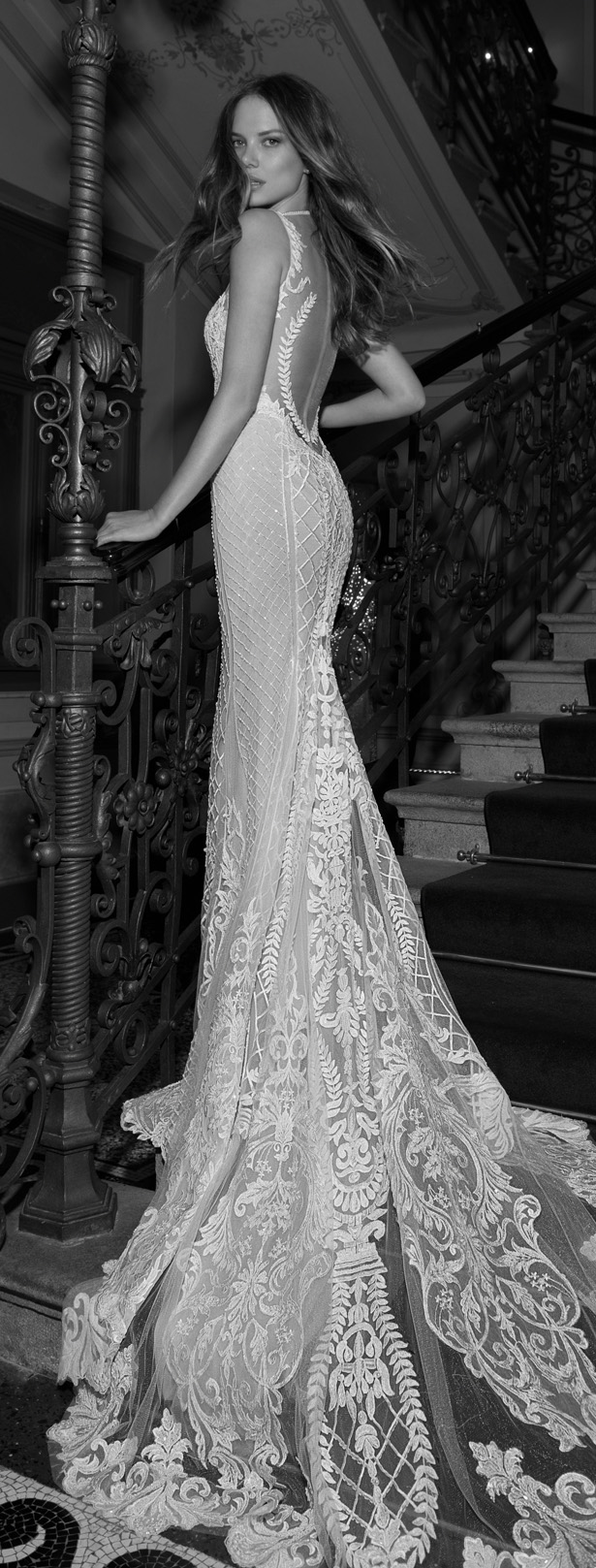 281078a000 Wedding Dresses by Berta Bridal Fall 2015 - Belle The Magazine