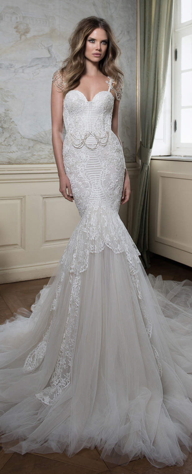 wedding dresses by berta bridal fall 2015 belle the magazine