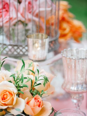 Pink and peach wedding ~ Pasha Belman Photography