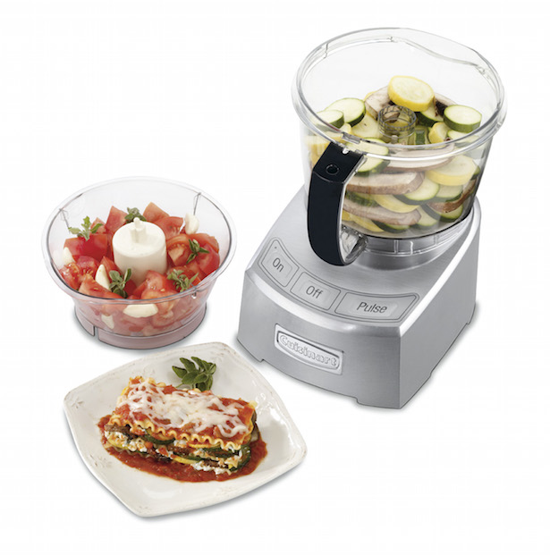 lite Collection™ 12-Cup Food Processor ~ Wedding Registry by Cuisinart