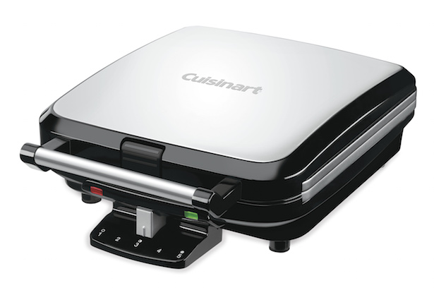 4-Slice Belgian Waffle Maker ~ Wedding Registry by Cuisinart