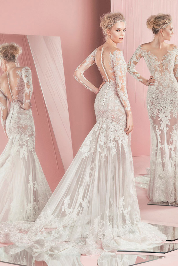 Zuhair Murad 2016 Aphrodite Wedding Dress 47