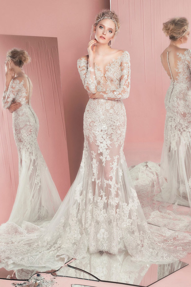 zuhair murad spring 2016 bridal collection belle the magazine