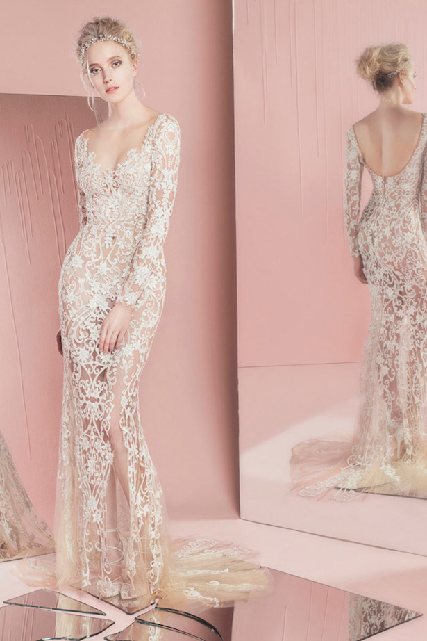 Zuhair murad spring 2016 belle the magazine for Zuhair murad wedding dress