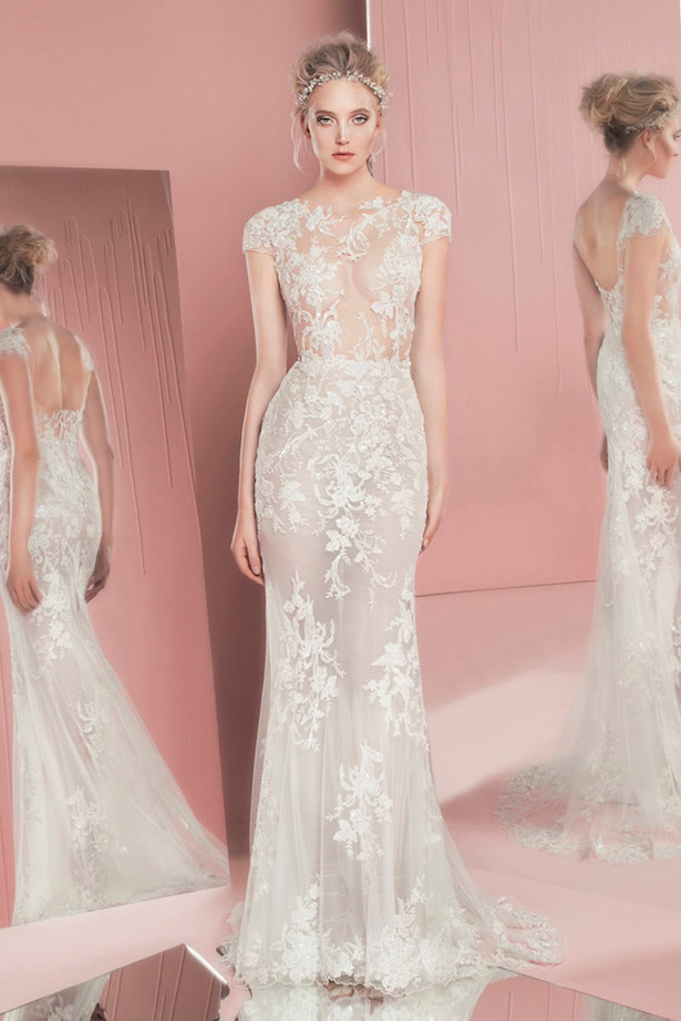 Zuhair Murad Spring 2016 Bridal Collection - Belle The Magazine