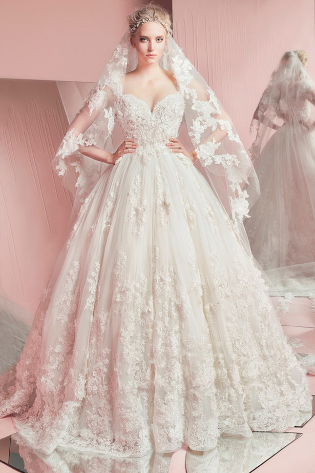 Zuhair Murad Wedding Dress Price Range 44