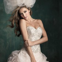 Allure Couture Fall 2015 Wedding Dress C340H