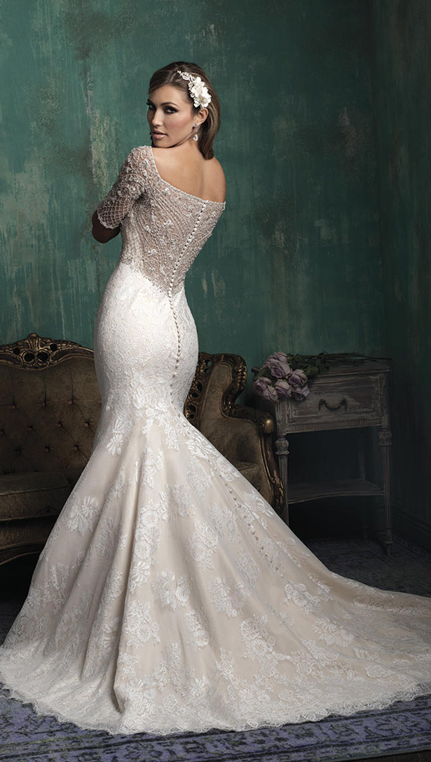 Allure Couture Fall 2015 Wedding Dress C341B