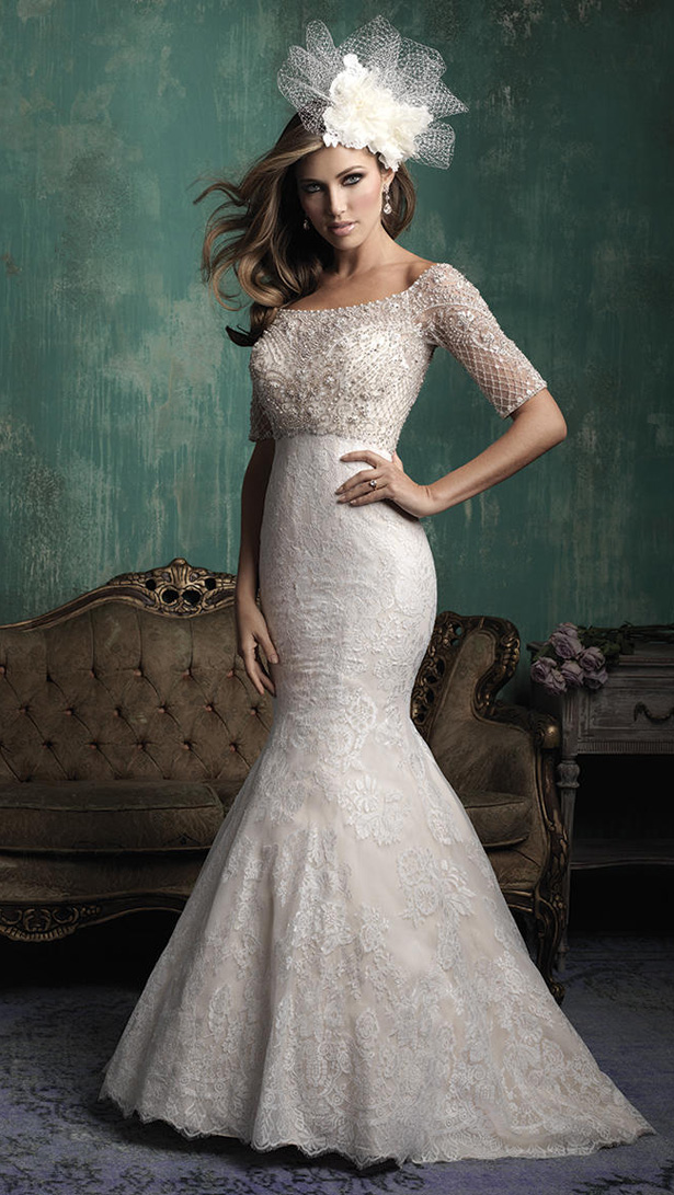 Allure Couture Fall 2015 Wedding Dress C341F