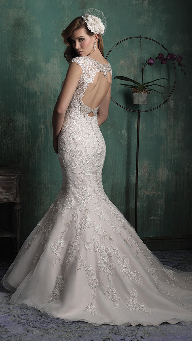 Allure Couture Fall 2015 Wedding Dress C342B