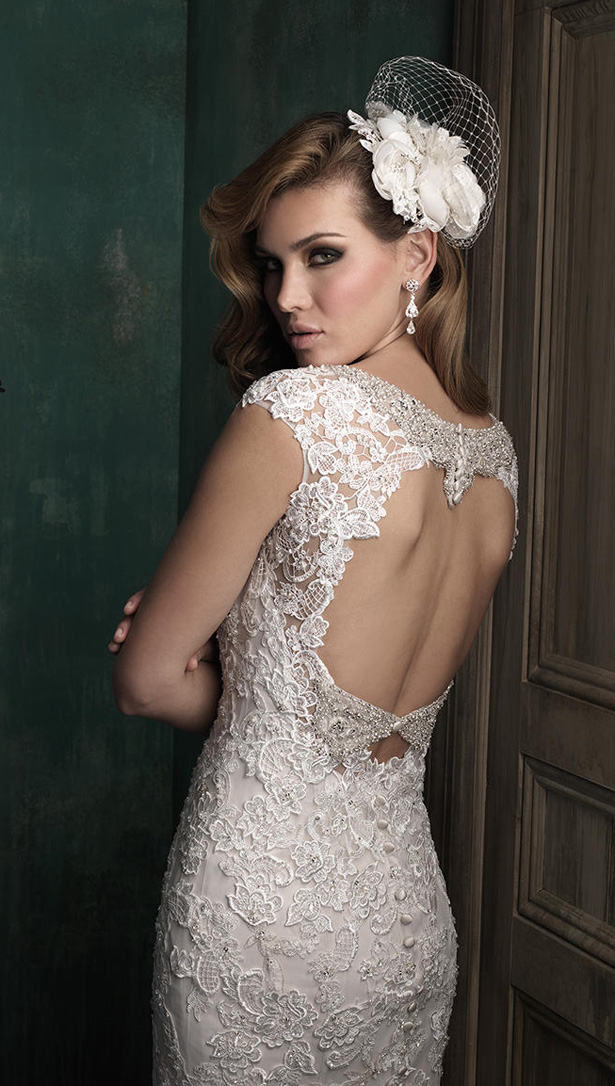 Allure Couture Fall 2015 Wedding Dress C342CB