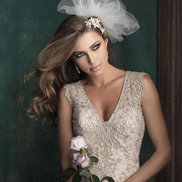 Allure Couture Fall 2015 Wedding Dress C343H