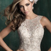 Allure Couture Fall 2015 Wedding Dress C344C