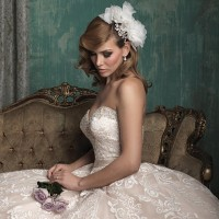 Allure Couture Fall 2015 Wedding Dress C349_SH2